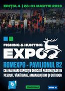 Fishing & Hunting Expo Editia a 4-a 2019