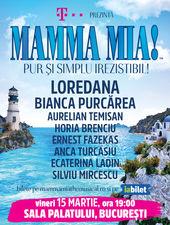București: Mamma Mia! Pur și simplu irezistibil!