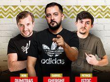 Londra: Stand Up Comedy iUmor cu Bobi Dumitras, Gabriel Gherghe si Petrica Istoc!
