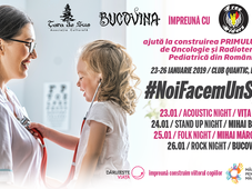 #NoiFacemUnSpital – Rock Night
