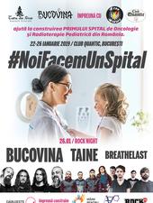 #NoiFacemUnSpital – Rock Night