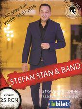 Stefan Stan & Band - Live Concert