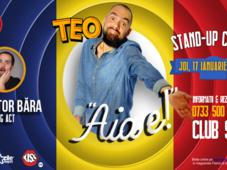 Stand Up Comedy ''Aia e'' cu Teo si Victor Bara