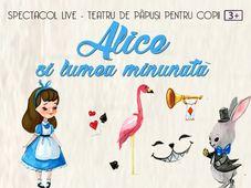 Alice și lumea minunată