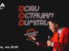 Doru Octavian Dumitru | One Man Show - 23 ianuarie 2019 - ArenA Pub