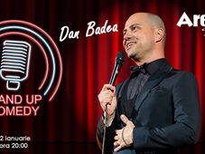 Stand Up Comedy cu Dan Badea la ArenA Pub