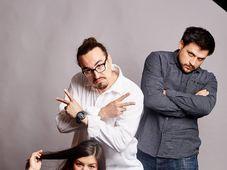 Stand Up Comedy cu Mincu, Maria Popovici si Banciu