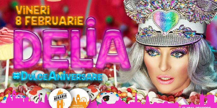 Concert DELIA - #DulceAniversare
