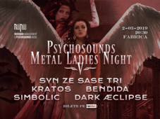 Psychosounds Metal Ladies Night V