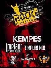 Rock de Dat cu Capul #2: KEMPES, IPR, Timpuri Noi & More