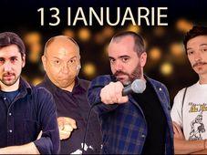 Stand-up Comedy cu Cosmin Bighei, Fulvio Balboni, Cristian Dumitru, George Bonea