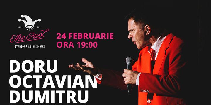 The Fool: Stand-up comedy cu Doru Octavian Dumitru