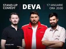 Deva: Stand-up comedy cu Micutzu, Claudiu Popa & Geo