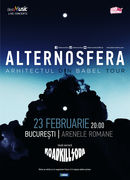 Alternosfera - Lansare de Album - 23 februarie