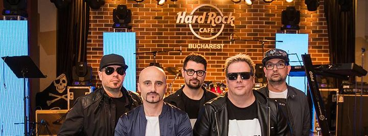 Voltaj în concert la Hard Rock Cafe