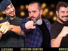 Stand-Up Comedy Bucuresti Sambata 12 Ianuarie 2019