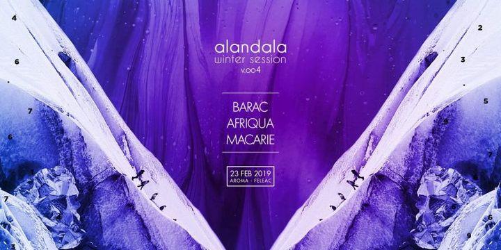 Alandala Winter Session v.oo4 - Aroma/ Feleac