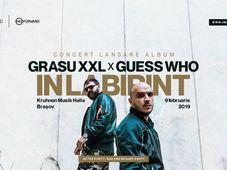 Grasu XXL și Guess Who la KRUHNEN MUSIK HALLE