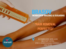 Workshop Waxing & Sugaring Brasov
