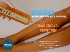 Workshop Waxing & Sugaring Craiova
