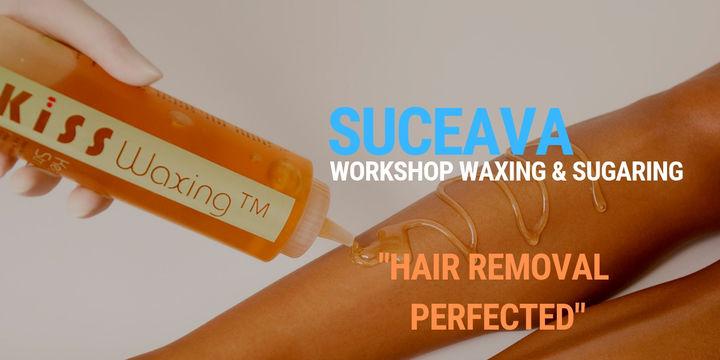 Workshop Waxing & Sugaring Suceava