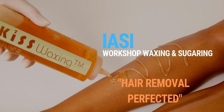 Workshop Waxing & Sugaring Iasi
