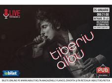 Tiberiu Albu live în concert
