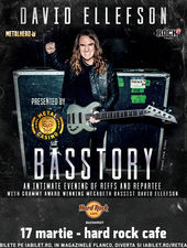David Ellefson (Megadeth): an intimate evening