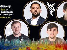 Oradea: Stand Up Maraton x4 cu Bobi, Gherghe, Drăgan și Iștoc