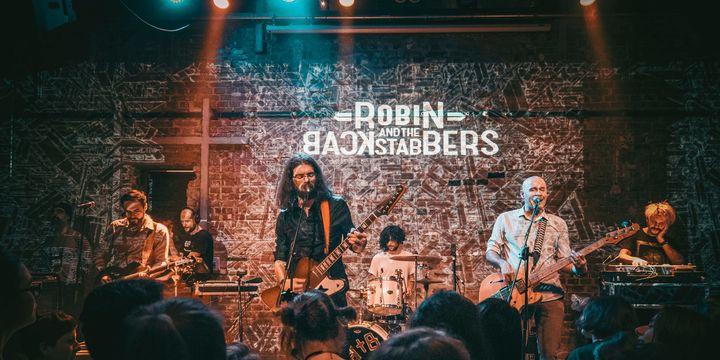 Robin and the Backstabbers @ Doors Club Constanta