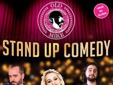 Stand-up Comedy cu Cristian Dumitru, Anisia Gafton, Tiberiu Popovici
