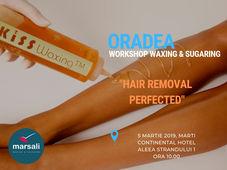 Workshop Waxing & Sugaring Oradea