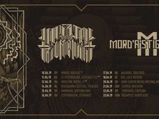 Imperial Triumphant (USA) + Mord'A'Stigmata (pl) Live in Capcana, Timisoara