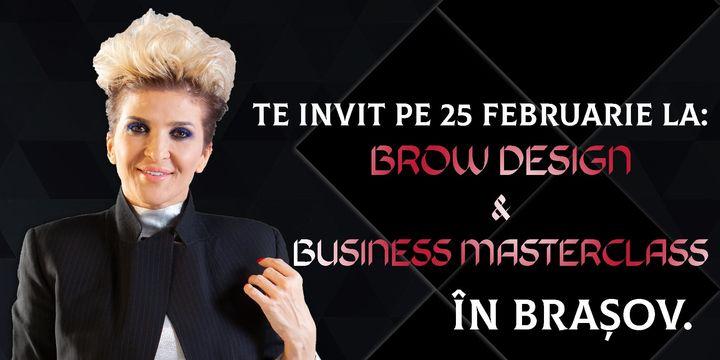 Brown Design & Business Masterclass in Brasov