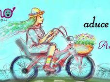 Bucuresti: Milina aduce primăvara -  spectacol pentru copii