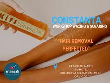 Workshop Waxing & Sugaring Constanta