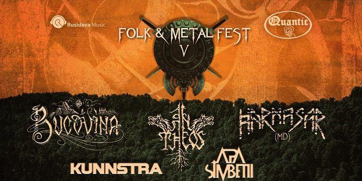 Folk & Metal Fest V