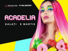 Galați: Concert Acadelia - Sala Sporturilor