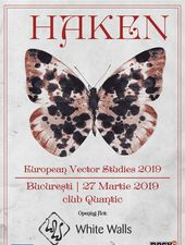 Concert Haken - European Vector Studies 2019
