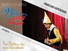 Teatrul InDArt: Pinocchio Supereroul
