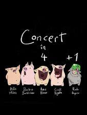 Ada Milea + Concert in 4+1