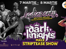 Ladies-Only: Dorian Popa, The Dark Knights - Male Strippers