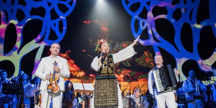 "Bacau: Concert Andra ""Traditional"""