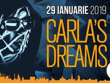 Concert CARLA'S DREAMS la Berăria H