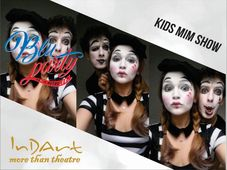 Teatrul InDArt: Kids Mim Show