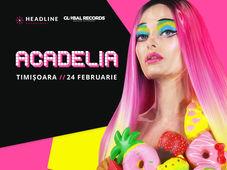 Timișoara: Concert Acadelia - Sala Constantin Jude