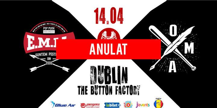 Dublin: Concert Coma & E.M.I.L.