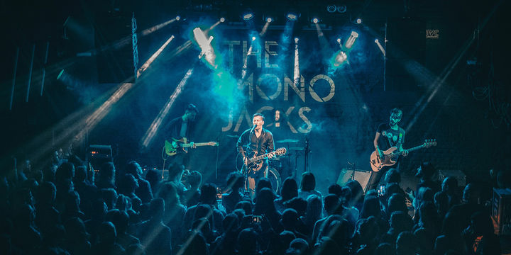 The Mono Jacks / Expirat / 10.04