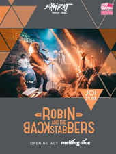 Robin And The Backstabbers / Expirat / 21.03