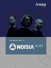 Noisia at /FORM SPACE
